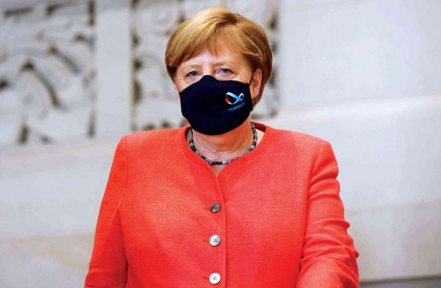 ميركل تكشف الحل الذي أوقف الزيادة السريعة لحالات كورونا في ألمانيا