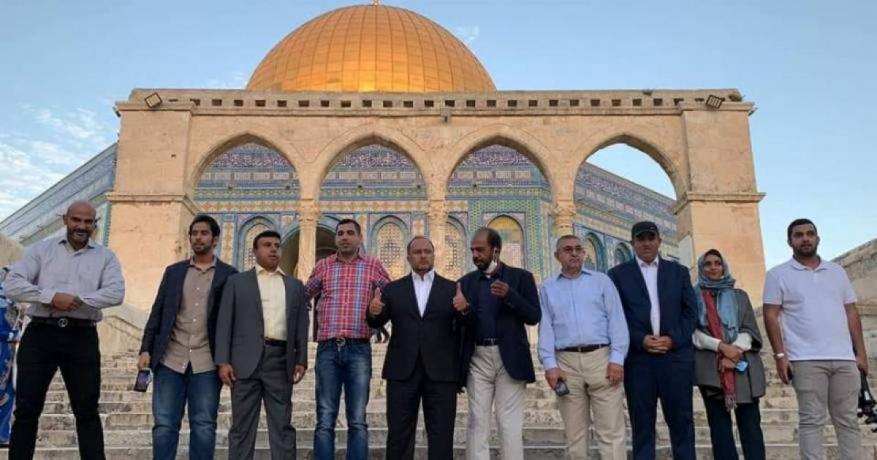القدس الدولية تحذر من اتفاق رباعي يهدف إلى حماية المطبّعين المقتحمين للأقصى