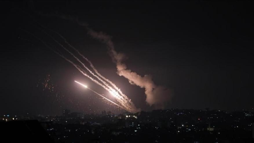 للمرة الثانية منذ الخميس.. إطلاق 6 صواريخ من لبنان باتجاه إسرائيل