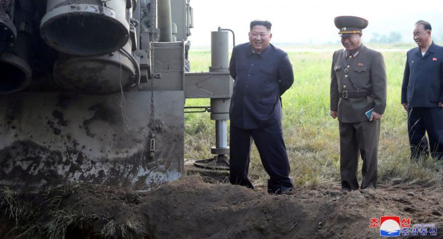 زعيم كوريا الشمالية: العالم سيشهد سلاحا استراتيجيا جديدا في المستقبل القريب
