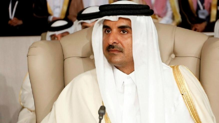 """شقيق أمير قطر ينشر صورة لتميم تشعل موقع """"تويتر""""!"""