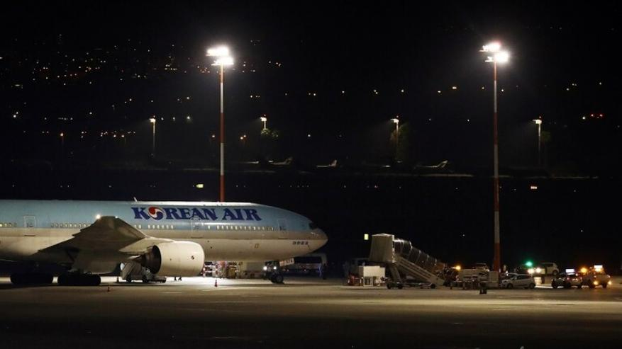 """""""إسرائيل"""" تمنع ركاب طائرة كورية من الدخول إلى مطارها وتعلن حالة الاستنفار"""