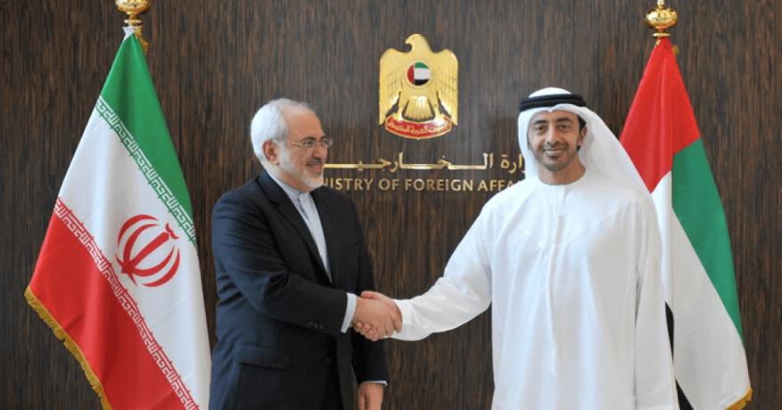 إيران: الإمارات تقدمت بمبادرة لتسوية القضايا السياسية بين البلدين