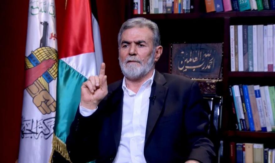 """النخالة: لا خطوط حمراء بأي مواجهة مقبلة مع """"إسرائيل"""""""