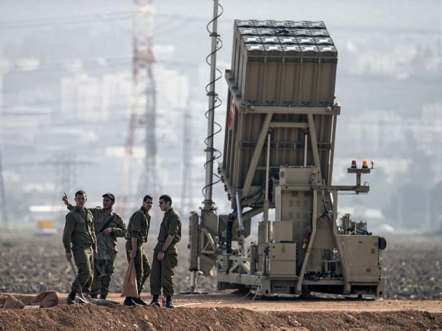 """""""القبة الحديدية"""" تسبب للجنود الإسرائيليين المشرفين عليها مرض السرطان.. كيف؟"""