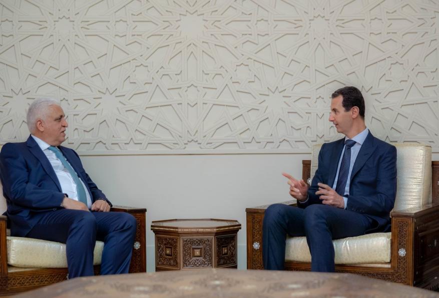 الأسد: مصير المنطقة لا يقرره سوى شعوبها
