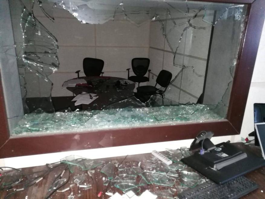 مجهولون يقتحمون مقر تلفزيون فلسطين بغزة.. والداخلية لشهاب: هذا فعل مرفوض
