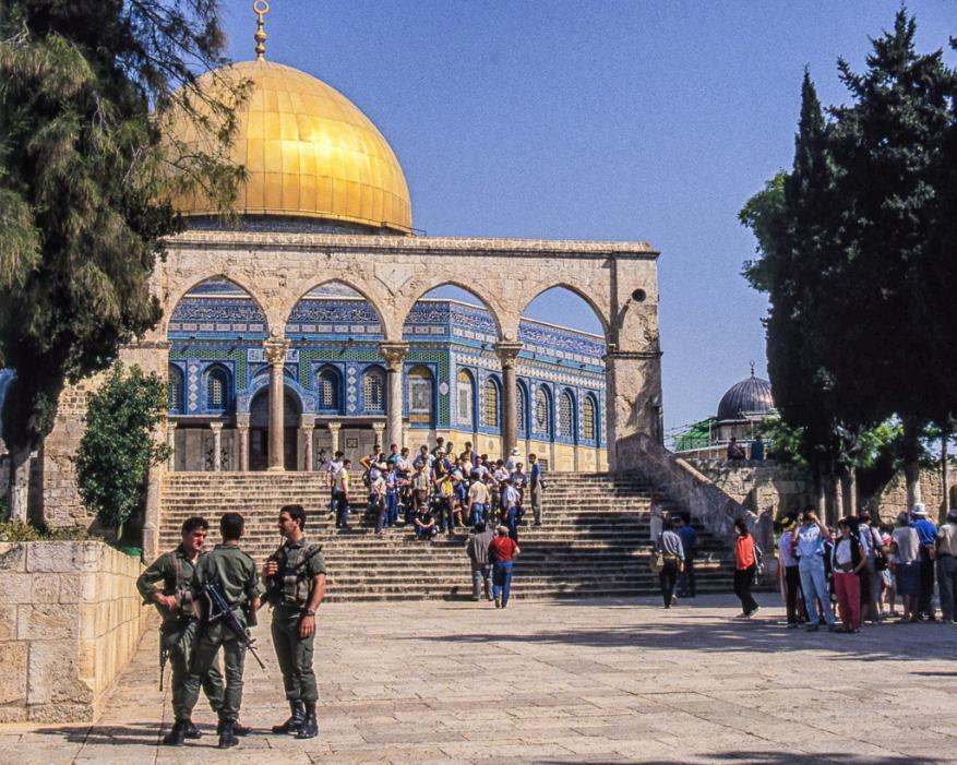 سلطات الاحتلال ستحول القدس إلى ثكنة عسكرية لاستقبال 41 زعيما من دول العالم