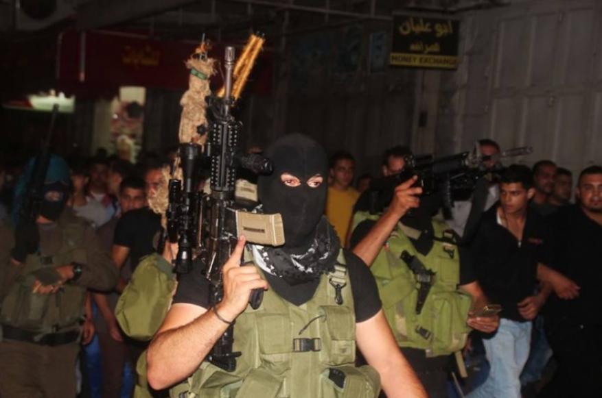 اشتباكات مسلحة في نابلس على خلفية انتخابات تنظيمية لفتح