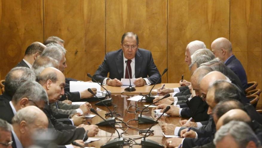 """الجهاد ترفض التوقيع على بيان الفصائل في موسكو بسبب """"م.ت.ف"""""""