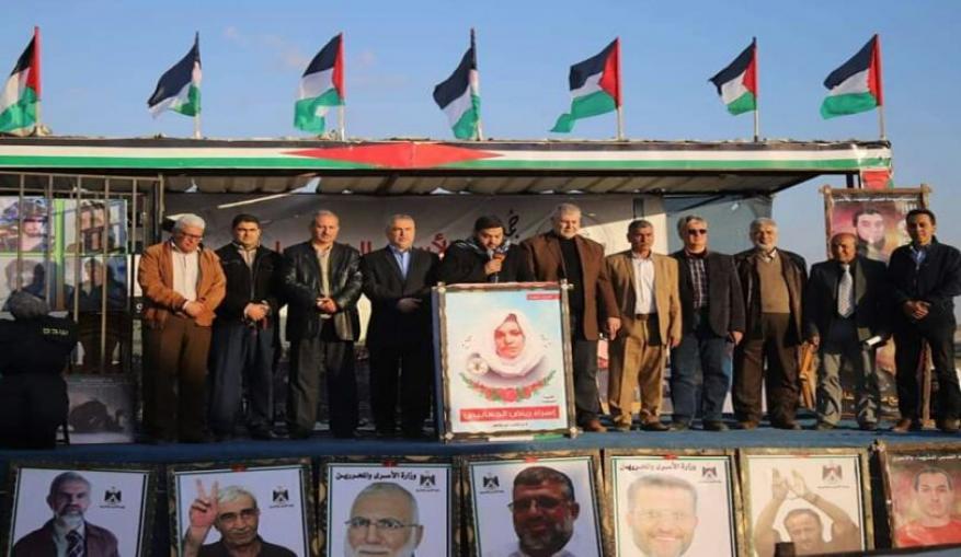 """""""هيئة مسيرات العودة"""" تحذر الاحتلال من المماطلة في تنفيذ تفاهمات التهدئة"""