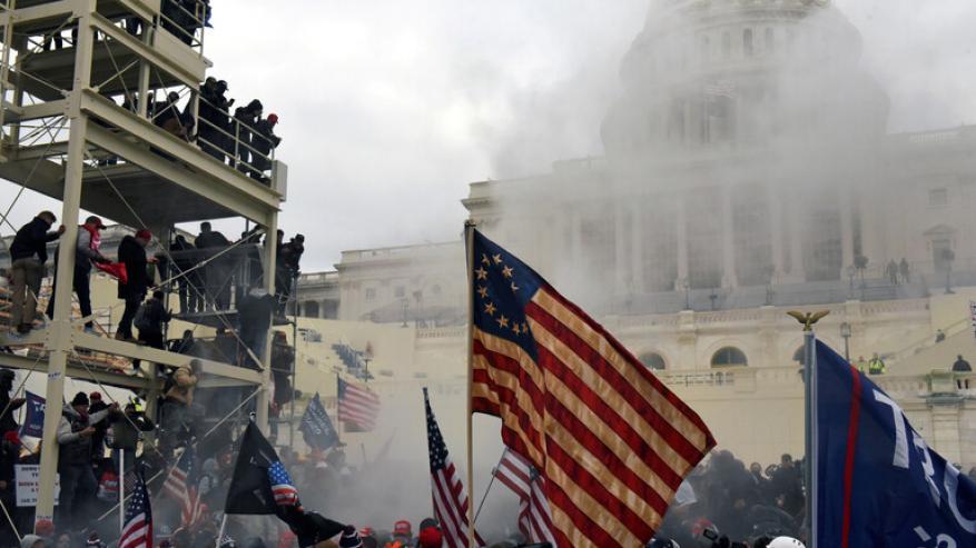الولايات المتحدة.. الكشف عن قصور بالغ في أداء الشرطة عشية اقتحام الكابيتول