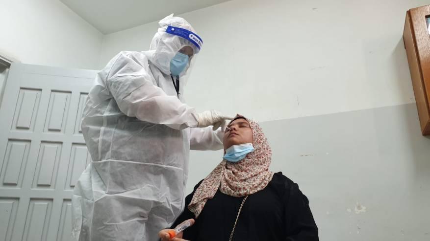 الصحة: 10 وفيات و1996 إصابة جديدة بكورونا و1120 حالة تعافٍ
