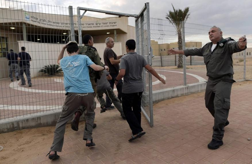 الإعلام العبري: انتظام الدراسة في أسدود
