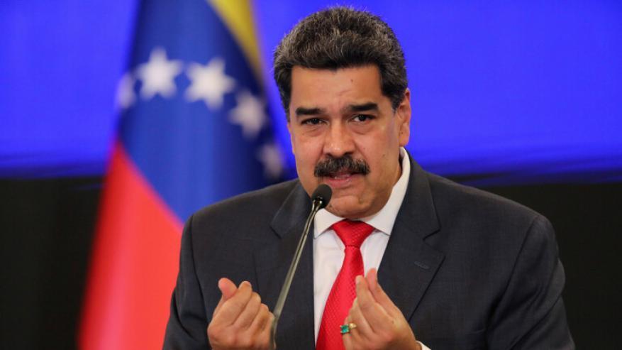مادورو عن ترامب: لقد هزمناه