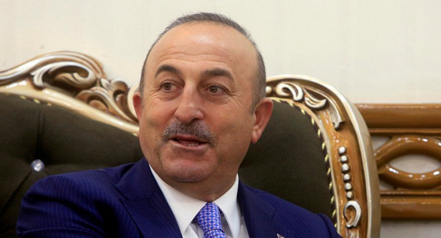 لأول مرة...وزير الخارجية التركي يكشف عن موقف إيجابي يصدر من واشنطن