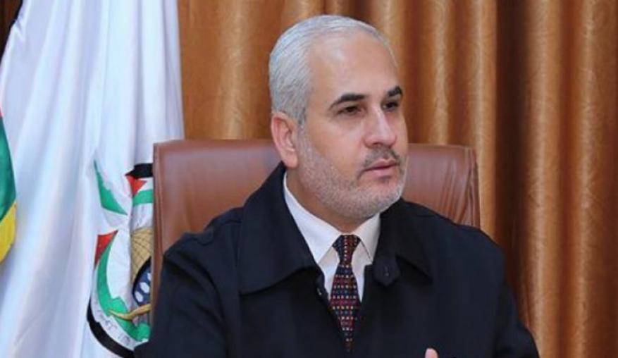 حماس تشيد بجهود القطاعات الحكومية وتدعو المجتمع الدولي للعمل الفوري على إنهاء حصار غزة