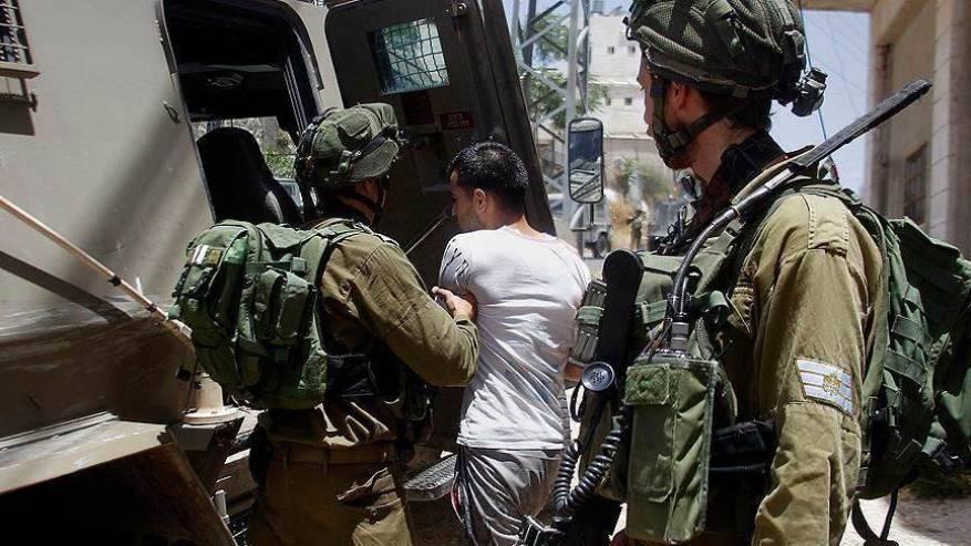 الاحتلال يعتقل 6 مواطنين من الضفة والقدس بينهم طلاب وأسرى محررون