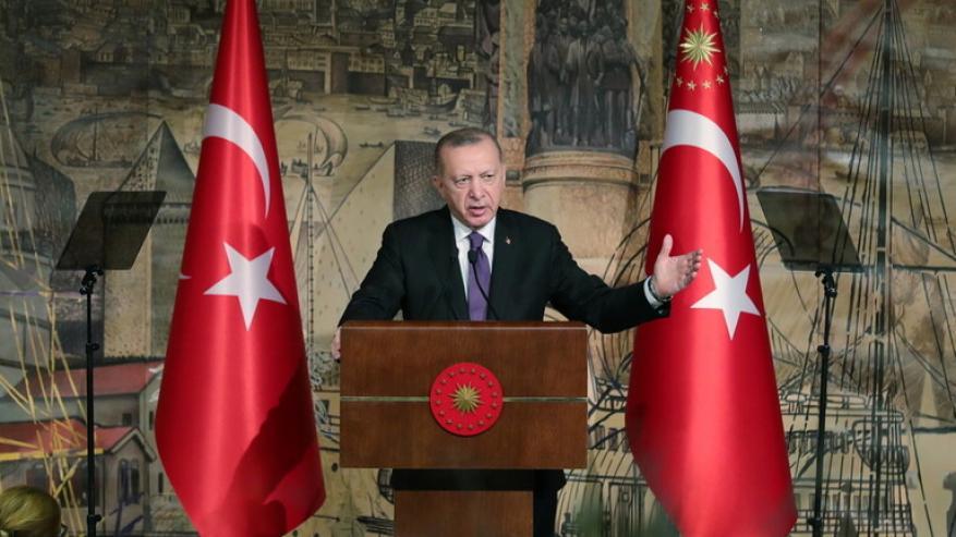 أردوغان: الطائرات المسيرة التركية غيرت الواقع على الأرض في ليبيا وقره باغ