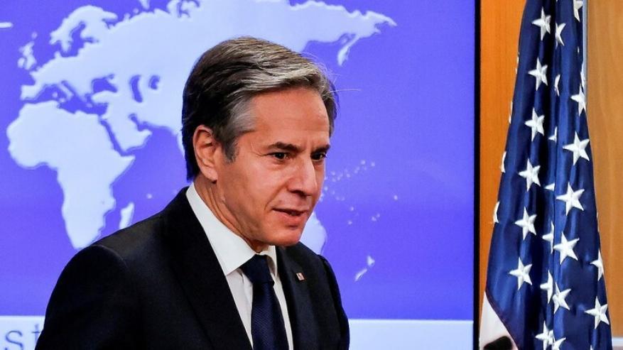 بلينكن: الخارجية الأمريكية فرضت قيودا على تأشيرات دخول 76 سعوديا