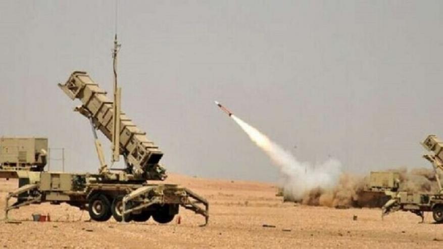 التحالف العربي يعلن اعتراض وتدمير صاروخ باليستي كان يستهدف مدينة جازان