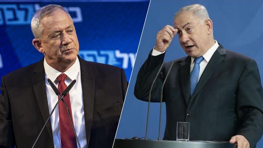 الليكود يقترح: غانتس رئيسًا للدولة وبقاء نتنياهو برئاسة الحكومة