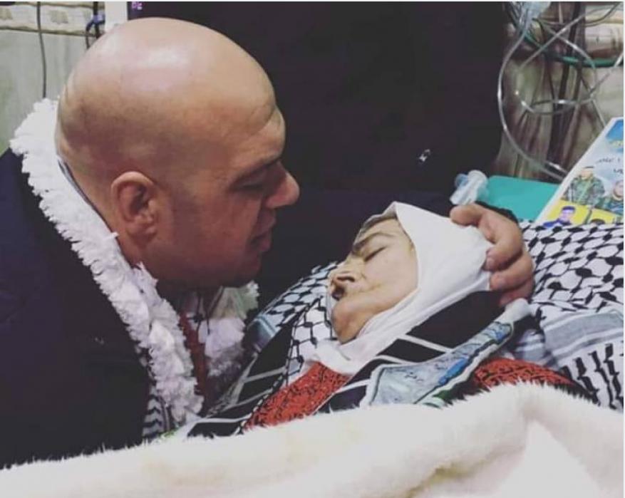 وفاة والدة أسير محرر بعد يوم واحد من إطلاق سراحه