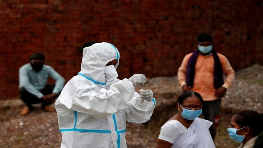 الهند.. إجمالي إصابات فيروس كورونا 5.4 مليون حالة