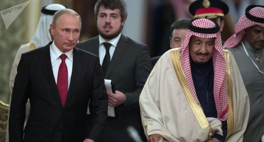 """تحفيز الاستثمار والتجارة يتصدران زيارة """"بوتين"""" إلى السعودية والإمارات"""