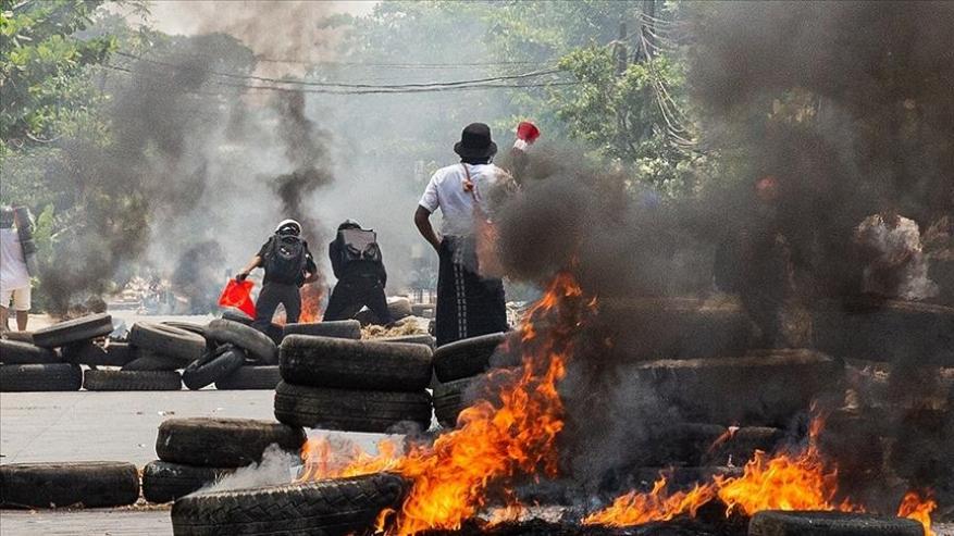 مندوبة بريطانيا: إجماع بمجلس الأمن على إدانة عنف جيش ميانمار