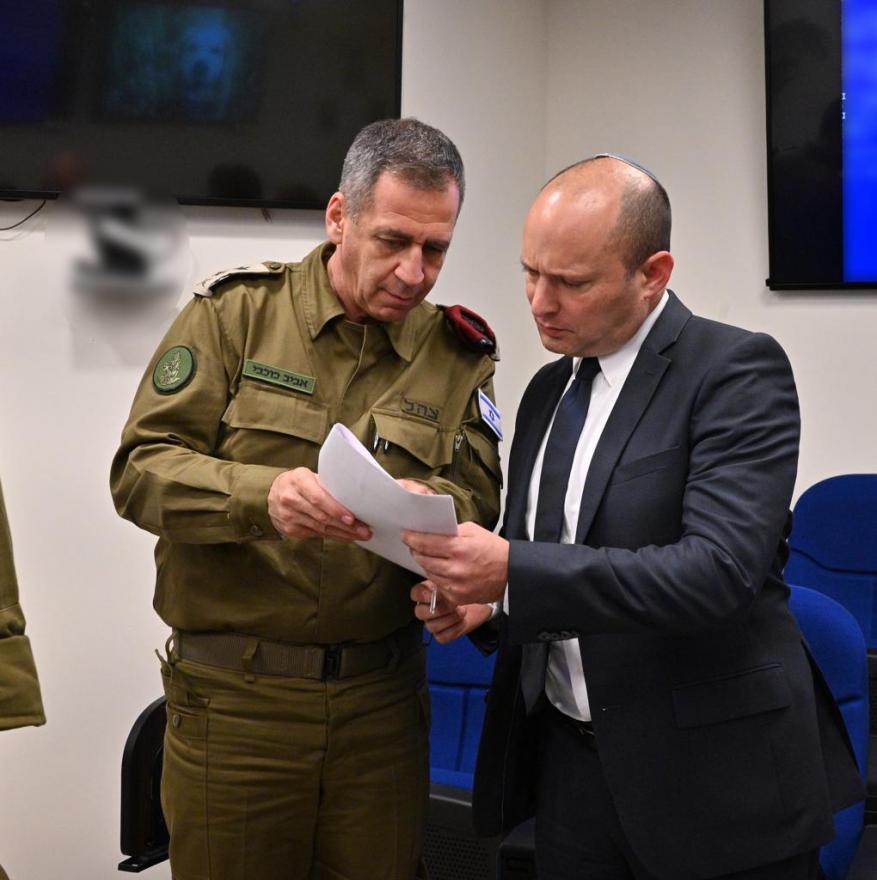 """وزير حرب الاحتلال يعلن """"حالة خاصة"""" من غزة حتى """"تل أبيب"""" لمدة 48 ساعة"""