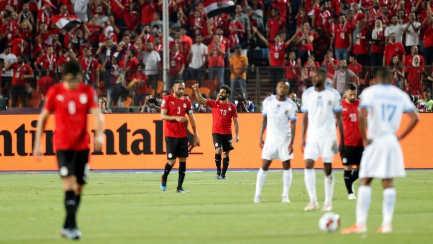 صلاح يقود مصر إلى الدور الثاني لأمم أفريقيا