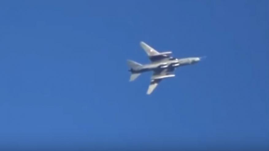 """""""سانا"""": إسقاط طائرة حربية سورية بنيران المسلحين في إدلب ومصير الطيار مجهول"""