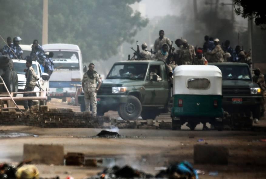 """الأمم المتحدة تدعو """"العسكري"""" السوداني لوقف القوة المفرطة ضد المدنيين"""