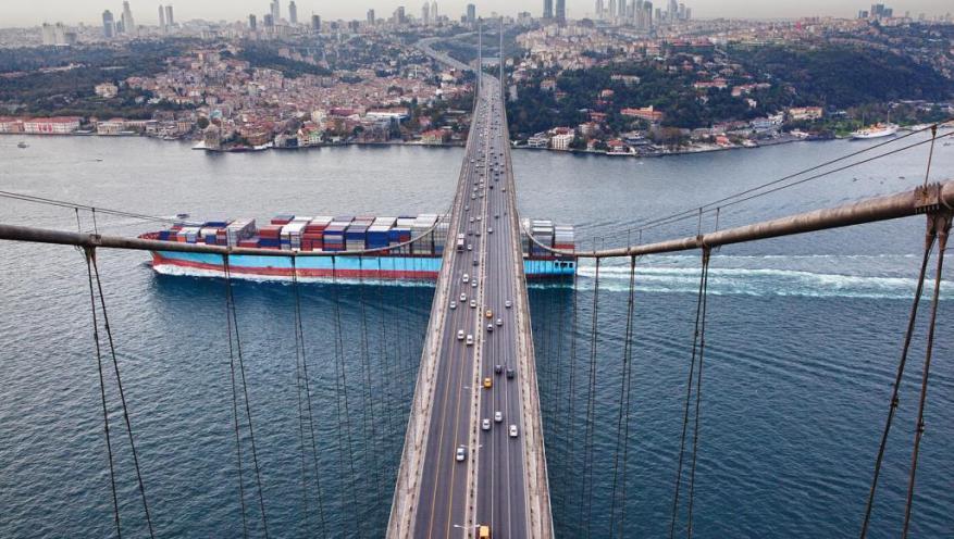 ارتفاع كبير للصادرات التركية وأردوغان يتعهد بمنافسة الكبار