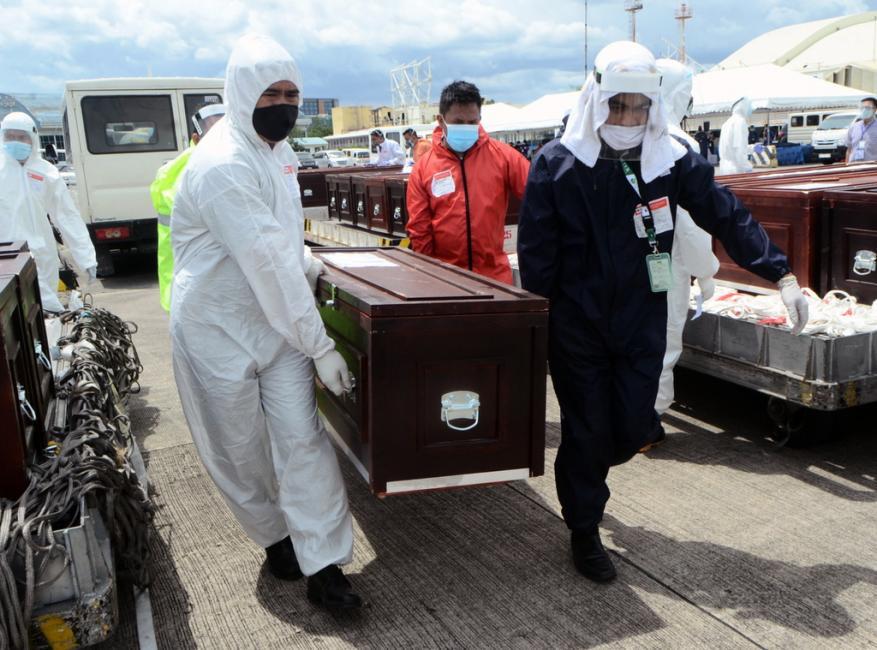 الخارجية: وفاة مواطنين متأثرين بإصابتهما بكورونا في السعودية