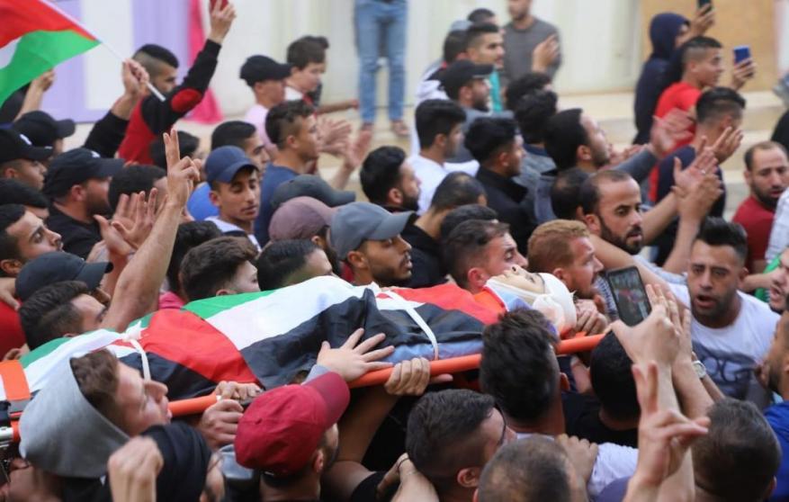 الجهاد الاسلامي: دماء الشهيد الفتى حمايل لن تذهب هدرا