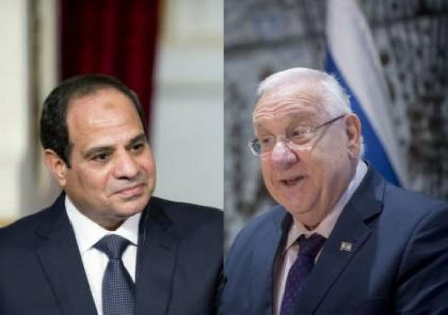 رئيس الكيان الإسرائيلي في رسالة للسيسي: تعاوننا السياسي والأمني أُسس قوية تجلب الاستقرار لشعبينا