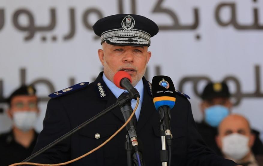 """اللواء """"أبو نعيم"""" يُصدر تعميماً بتشديد الإجراءات بحق مُطلقي النار """"خارج إطار القانون"""""""