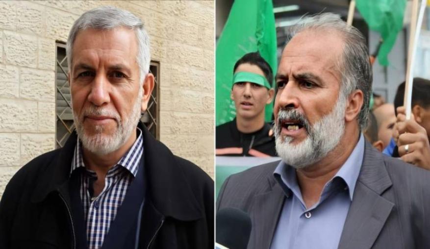 """""""حماس"""": اعتقال قادتنا بالضفة هدفه التأثير على العمل الوطني المشترك لمواجهة الاحتلال"""