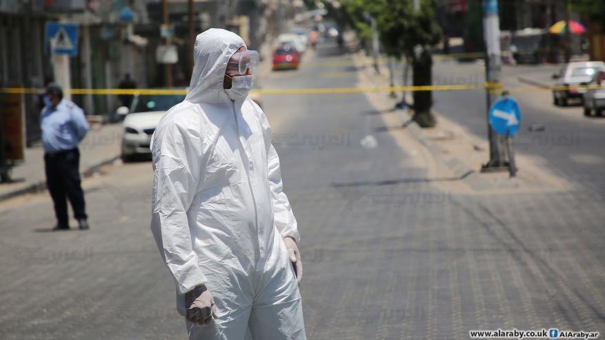 7 وفيات و458 إصابة جديدة بفيروس كورونا في غزة