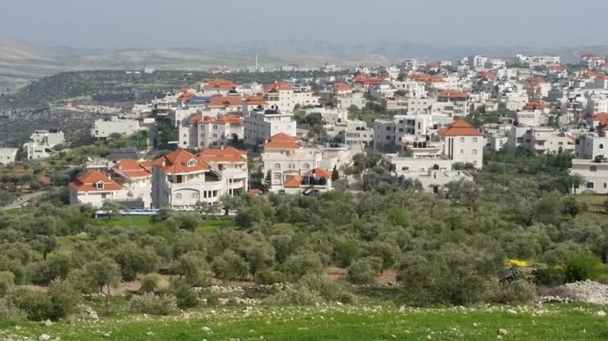 الاحتلال يعلن الاستيلاء على 193 دونما شرق رام الله لإقامة مكب نفايات