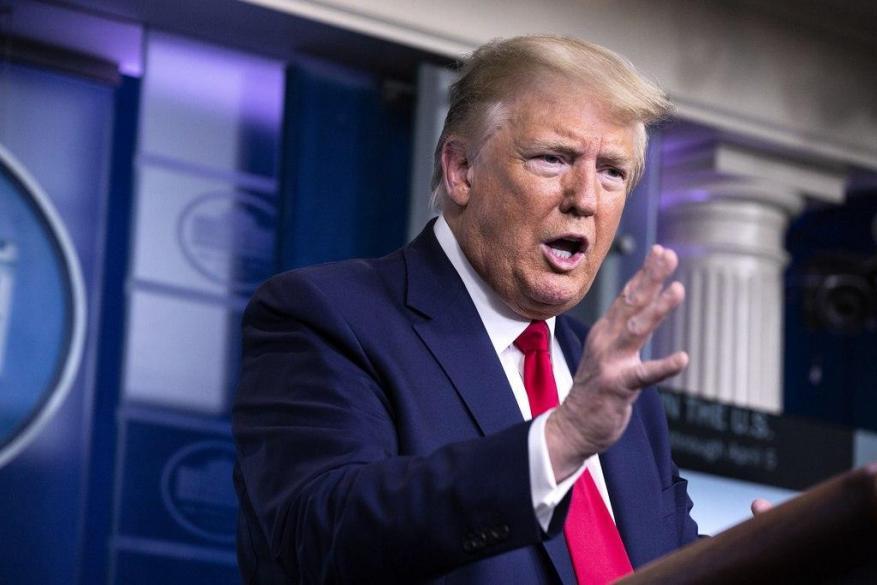 ترامب يهاجم منظمة الصحة العالمية