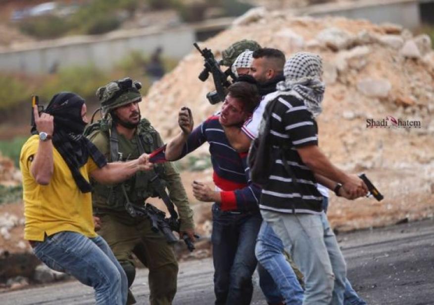 """""""مستعربون"""" يختطفون شابا من بيت ريما بعد الاعتداء عليه بالضرب"""