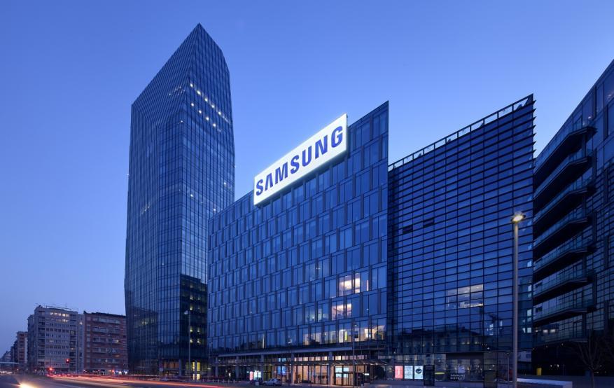 سامسونغ تستحوذ على 20 بالمئة من إجمالي صادرات كوريا الجنوبية