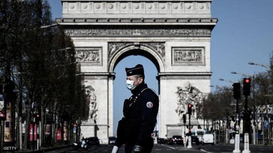 فرنسا تمدد الإغلاق العام 4 أسابيع