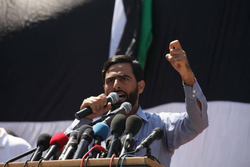 المصري: شعبنا سيدافع عن الأقصى بكل ما يملك