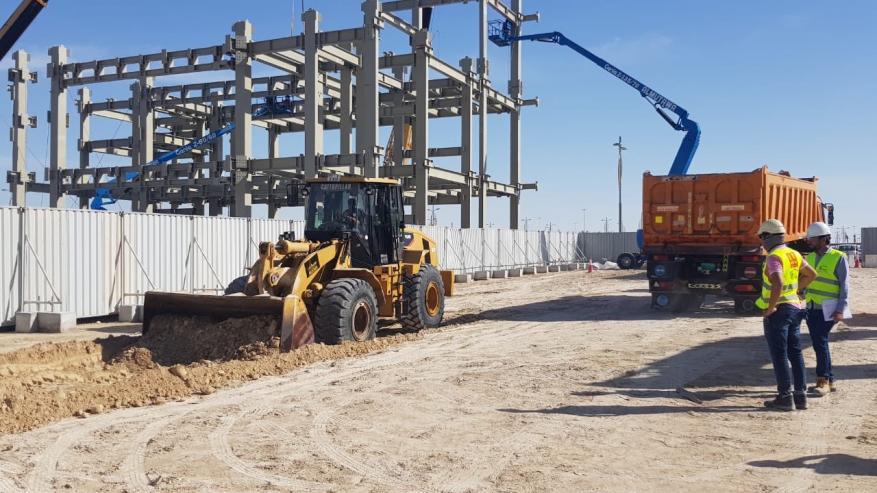 """الاحتلال الإسرائيلي يعلن انطلاق بناء جناحه بمعرض """"إكسبو 2020 دبي"""""""