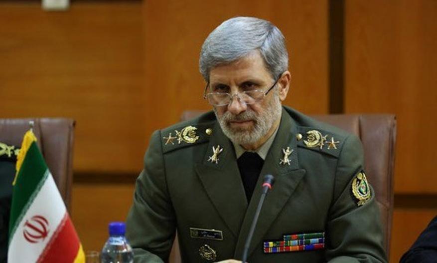 وزير الدفاع الإيراني: تحالف واشنطن البحري يزعزع أمن المنطقة