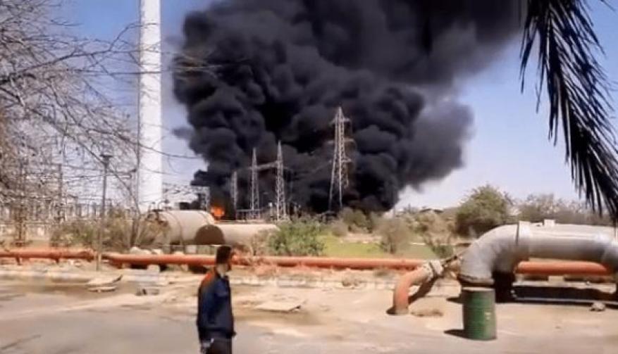 """أول تعليق رسمي من إيران على """"هجمات إسرائيلية"""" ضد محطات لتوليد الكهرباء"""